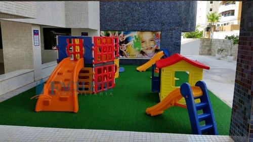 2003 - Apartamento Para Vender No Miramar, João Pessoa, Pb - 22653