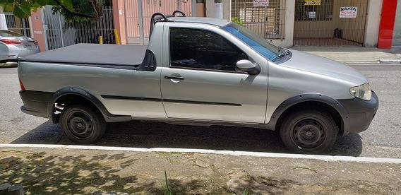 Fiat Strada 1.4 Fire Flex 2p Com Dh Excelente Estado!!!