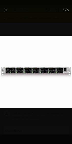 Mixer Ultralink Pro 110v - Mx882 - Behringer