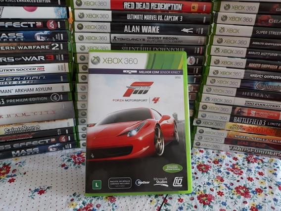 Forza Motorsport 4 Xbox 360 Em Portugues