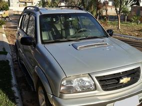Chevrolet Tracker 2.0 2003 Cinza 5 Portas