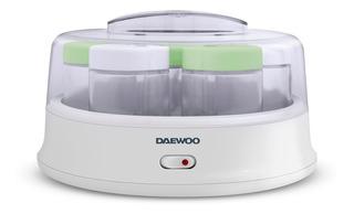Yogurtera Daewoo Fábrica De Yogures Casero Muy Fácil- Ym6716