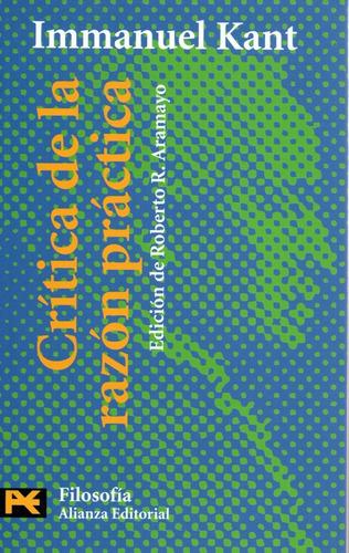 Crítica De La Razón Práctica - Kant - Alianza
