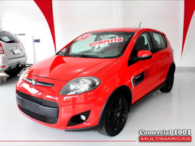 Fiat Palio Sporting 1.6 16v Flex 4p. Mec. 2013