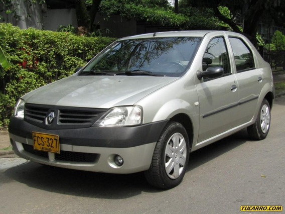 Renault Logan Expression 1400 Cc Mt