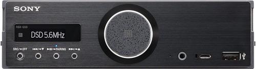 ® Sony Rsxgs9 Hi-res Audio Media Receiver Bluetooth Black