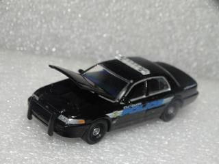 2008 Ford Crown Victoria Cleveland Policia Greenlight Loose
