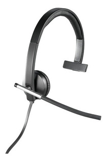 Logitech Usb Headset Mono H650e - Auricular - En Oreja