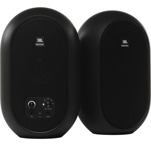 Imagen 1 de 3 de Jbl J104 Set Bt Monitores Activos Estudio Bluetooth