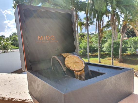 Autêntico Relógio Mido