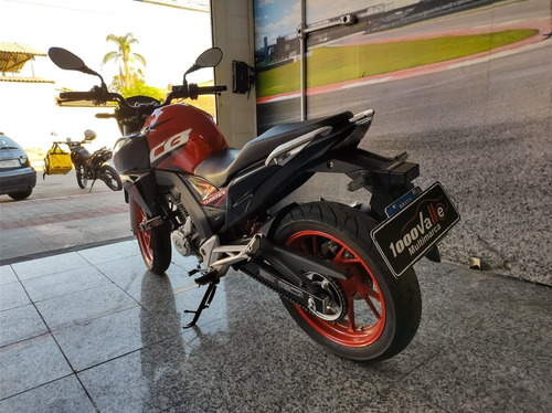 Imagem 1 de 8 de Honda Cb Twister 250cc 2020