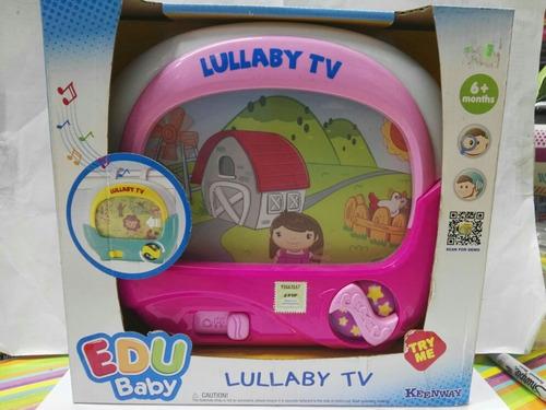 Tv Musical A Cuerda Lullaby Edu Baby Bunny Toys