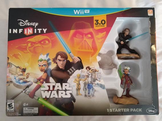 Wii U 3.0 Star Wars Disney Infinity 3.0