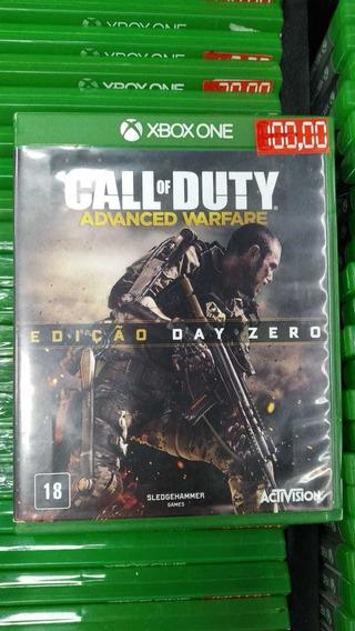 Call Of Duty Advanced Warfare Xbox One (frete 18 Reais)