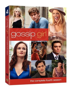 Gossip Girl Temporada 4- Original Nueva Y Sellada