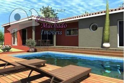 Chácara Para Venda Em Atibaia, Jardim Estância Brasil, 2 Dormitórios, 2 Suítes, 2 Banheiros, 4 Vagas - Ch00042