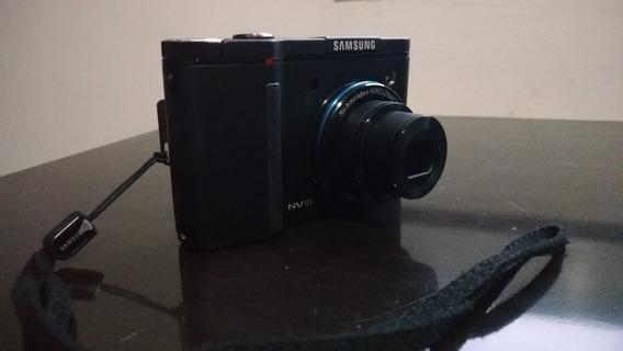 Câmera Fotográfica Samsung Nv10