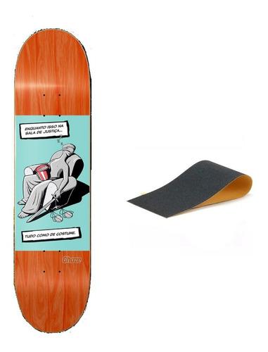 Shape Skate Chaze Maple  8.125 Lixa