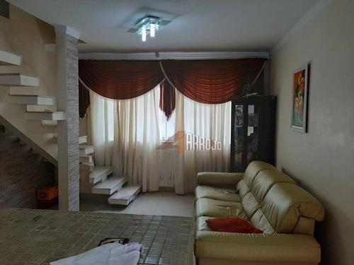 Sobrado À Venda, 183 M² Por R$ 480.000,00 - Vila Ré - São Paulo/sp - So1352