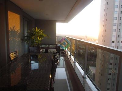 Apartamento Residencial À Venda, Bosque Das Juritis, Ribeirão Preto - Ap0683. - Ap0683