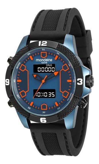 Relógio Mondaine Masculino 99103gpmvtu2 Digital