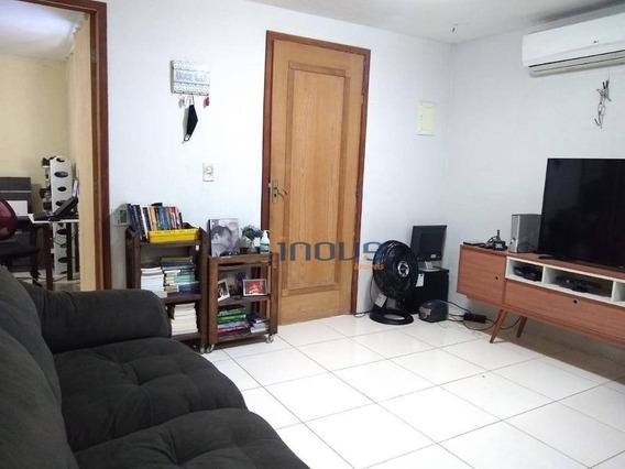 Casa Com 2 Dormitórios À Venda, 60 M² Por R$ 129.000,00 - Bonsucesso - Fortaleza/ce - Ca0782