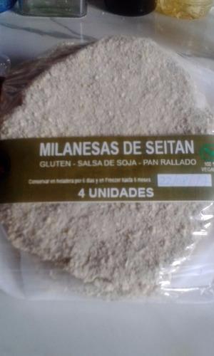 Milanesas De Seitan