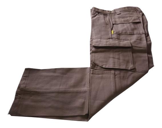 Pantalón Cargo Reforzado Marca Pampero 31217001m