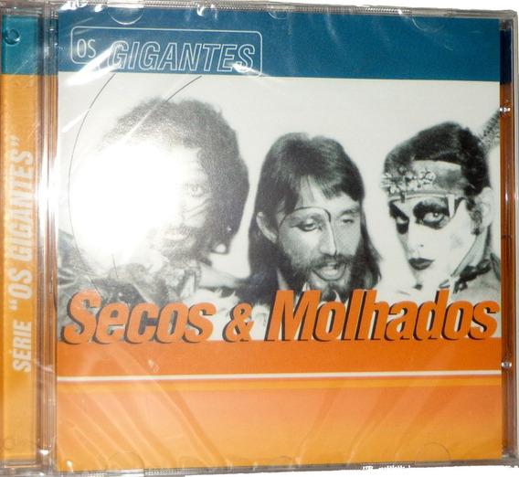 Cd Secos & Molhados - Série Os Gigantes - Promoção Só 1 Un.