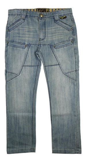 52919 Calça Jeans Tigot T Tigre