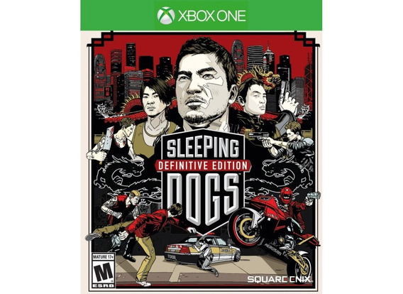 Sleeping Dogs: Definitive Edition Xbox One Original
