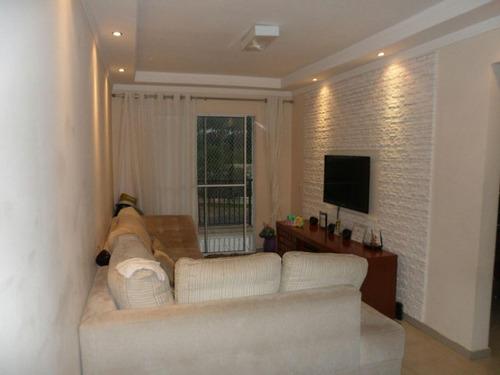 Apartamento Residencial À Venda, Cidade Líder, São Paulo. - Ap4958