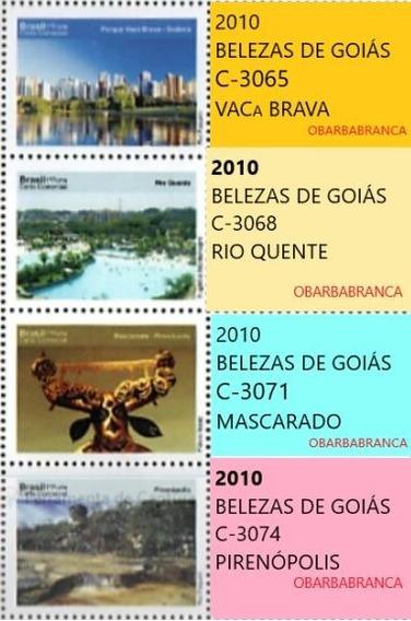 2010 C-3065/76 Selos Despersonalizado Belezas De Goiás