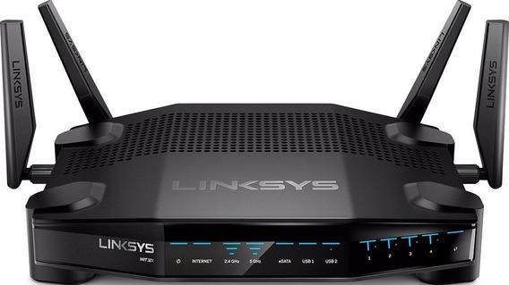 Roteador Linksys Ac3200 - Wrt32x Dual-band Wifi Gaming
