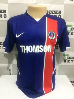 Camisa Psg 2002-03 Ronaldinho 10 Ligue 1