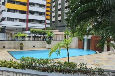 Apartamento Em Meireles, Fortaleza/ce De 324m² 3 Quartos À Venda Por R$ 1.300.000,00para Locação R$ 3.800,00/mes - Ap230564lr