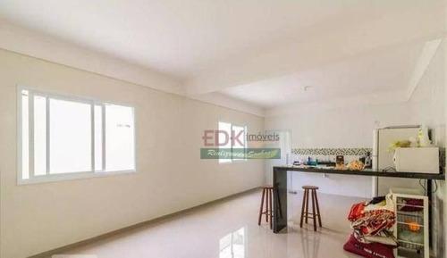 Imagem 1 de 6 de Casa Com 3 Dormitórios À Venda, 250 M² Por R$ 955.000 - Jardim Stella - Santo André/sp - Ca5292