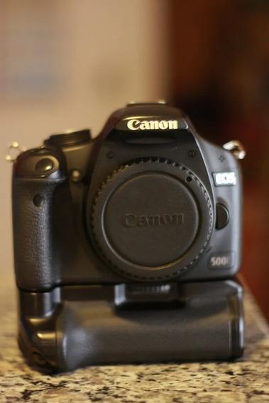 Canon Dslr T1i + Lente 18-55mm +nota Fiscal + Garantia