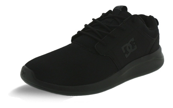Zapatillas Dcshoes Midway Black Black