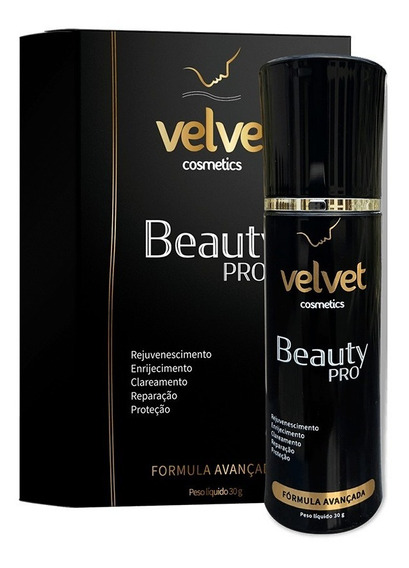 Velvet Beauty Pro- Elimina Rugas E Bigode Chinês 1 Unidade