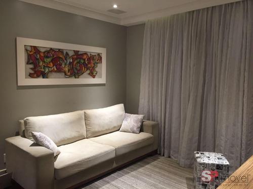 Imagem 1 de 13 de Apartamento Com 3 Dormitórios À Venda, 96 M² Por R$ 689.000,00 - Parque Mandaqui - São Paulo/sp - Ap5642v