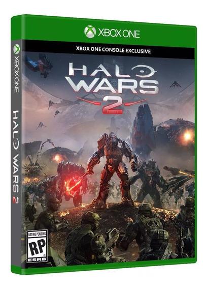Halo Wars 2 Xbox One Mídia Física Nacional Lacrado Rj