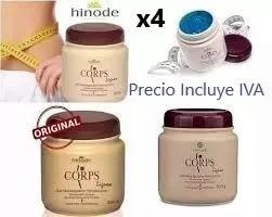 Gel Reductor Corps Hnd Hinode Anticelulitis De Brasil X4uni