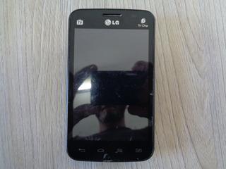 Celular LG Optimus L4 Ii Original (p/ Retirada De Peças)