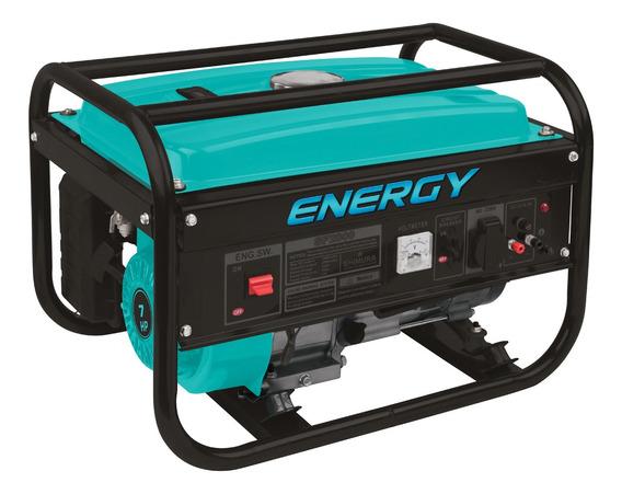 Generador A Gasolina - 7hp - 3.1kw