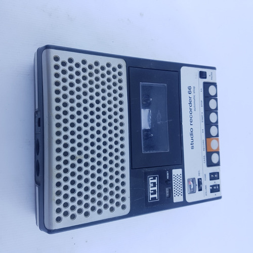 Itt Cassette Recorder 66 Studio Itt