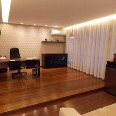Apartamento Com 4 Dormitórios À Venda, 185 M² Por R$ 469.000,00 - Setor Oeste - Goiânia/go - Ap0615