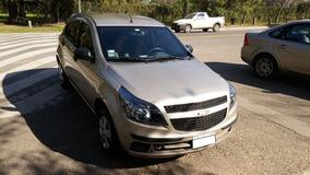 Chevrolet Agile Spirit Ls 2012 Única Mano