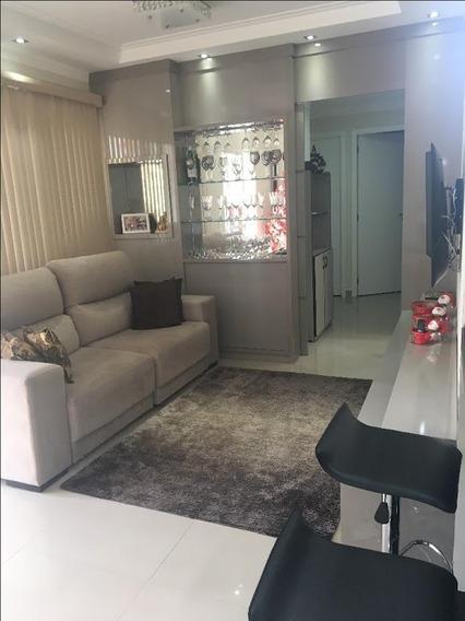 Apartamento 3 Dormitórios, Residencial Para Venda E Locação, Parque Villa Flores, Sumaré. - Ap1278