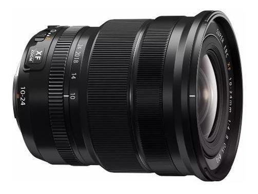 Lente Fujifilm Xf 10-24mm F/4 R Ois Garantia + Nf - Original